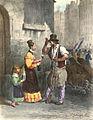 Seulement de l'eau rougie, la petite mère; 29 Juillet 1830.jpg