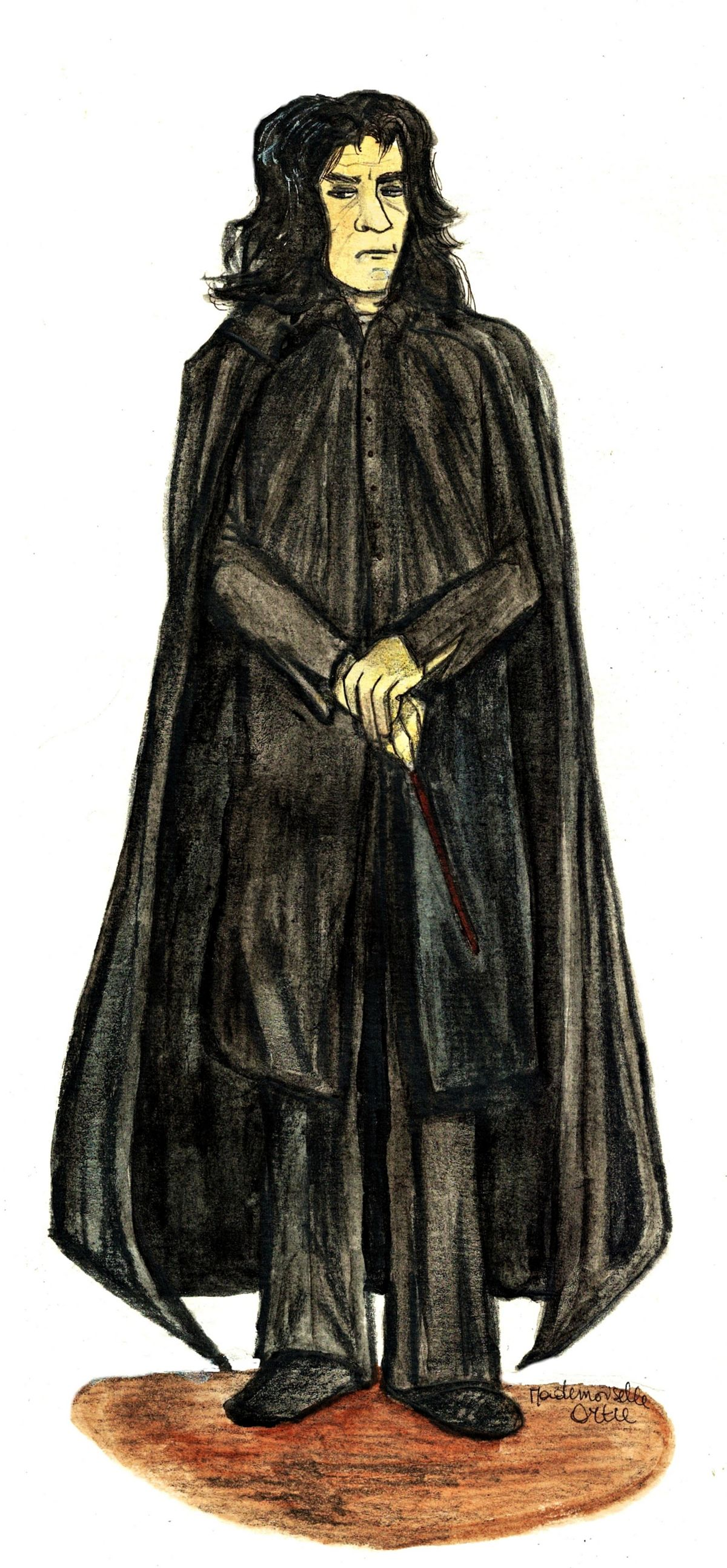 Severus Snape - Wikipedia, la enciclopedia libre