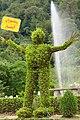 Shahrak-e Namak Abrudمبلمان شهری، رستوران آبشار در نمک آبرود.jpg