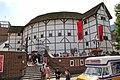 Shakespeare's Globe, exterior (June 2006)(165463229).jpg