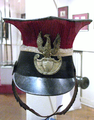 Shako of Polish National Guard in Lviv in 1848.PNG