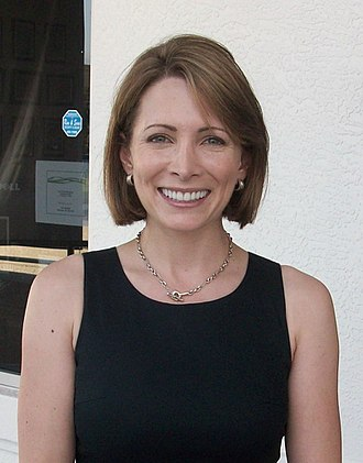 Shannon Miller - Miller at the Art of the Olympians gallery in Fort Myers, Florida in July 2015