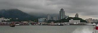 Shekou - Image: Shekou harbour