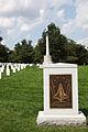 Shuttle Columbia - Canadian Cross - Arlington National Cemetery - 2011.JPG