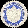 Siegelmarke Königlich Preussische Provinzial - Steuer - Direction - Altona W0245413.jpg