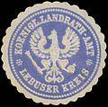 Siegelmarke K. Landaths-Amt Lebuser Kreis W0387571.jpg