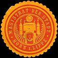 Siegelmarke Magistrat der Stadt - Horn i. Lippe W0220529.jpg