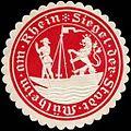 Siegelmarke Siegel der Stadt Mülheim am Rhein W0226504.jpg