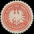 Siegelmarke Stadt-Rentei und Armen-Kasse Burtscheid W0342573.jpg