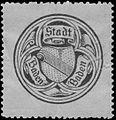 Siegelmarke Stadt Baden Baden W0383432.jpg