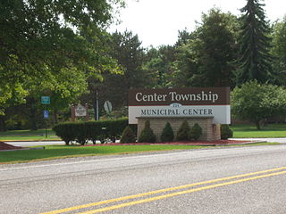 Center Township, Beaver County, Pennsylvania Township in Pennsylvania, United States
