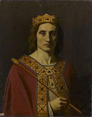 Childéric II (vers 653-675), roi d'Austrasie, de Neustrie et de Bourgogne