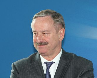 Estonian Reform Party - Siim Kallas, former Vice President of the EU Commission and European Commissioner for Transport