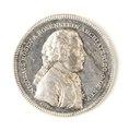Silvermedalj, 1814 - Skoklosters slott - 109529.tif