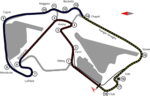 Silverstone Circuit vector map.png