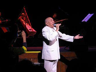 Simón Díaz - Simón Díaz in 2005