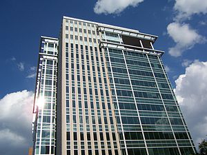 Guide to Real Estate ETF Investing Picture of Simon Property Group's Headquarters Indianapolis IN
