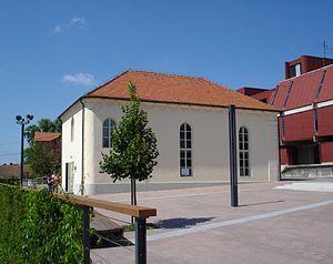 Lendava Synagogue - Exterior in Lendava Synagogue