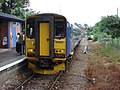 Single Coach Train at Sudbury Station - geograph.org.uk - 550756.jpg