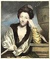 Sir Joshua Reynolds - Portrait of Mrs. Barnard 1945-71.jpg