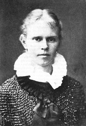 Siri von Essen - Siri von Essen in 1880.