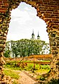 Skats uz Ludzas baznīcu no Ludzas pils.jpg