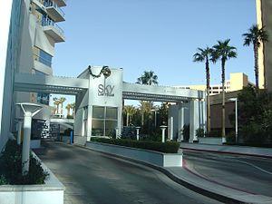 Sky Las Vegas - Entrance