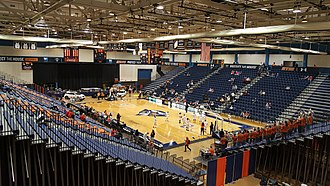 Tom and Kathleen Elam Center - Image: Skyhawk Arena