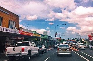 Smithfield, New South Wales Suburb of Sydney, New South Wales, Australia