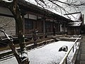 Snow scenery of Komyoji Temple 20150101-2.JPG