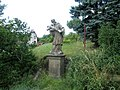 Socha svatého Jana Nepomuckého jihozápadně od Vrčně (Q38191911).jpg