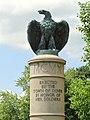 Soldiers' monument (Dover, Massachusetts) - DSC09485.JPG