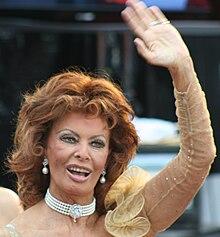 Sophia Loren en 1962