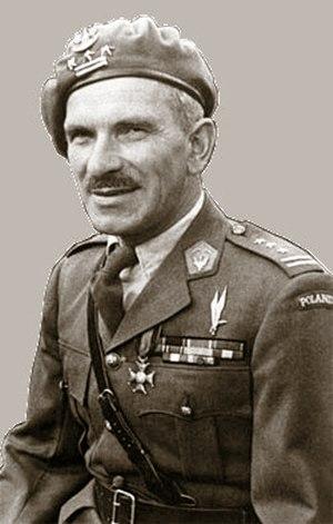 1st Independent Parachute Brigade (Poland) - Stanisław Sosabowski, the brigade's commander