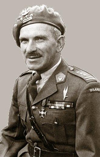 Stanisław Sosabowski - Colonel Sosabowski, c. 1942