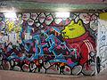 Sottopassaggio delle cure (giugno 2013) graffiti 32.JPG