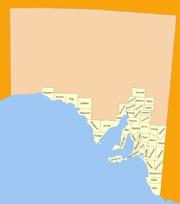 South Australia cadastral divisions 1893
