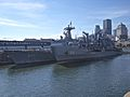 South Korean Navy vessels, Montreal (2013-10-13).jpg