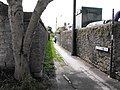 South Mill Lane Bridport - geograph.org.uk - 1439122.jpg
