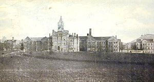 Virginia Sterilization Act of 1924 - Image: Southwestern Lunatic Asylum