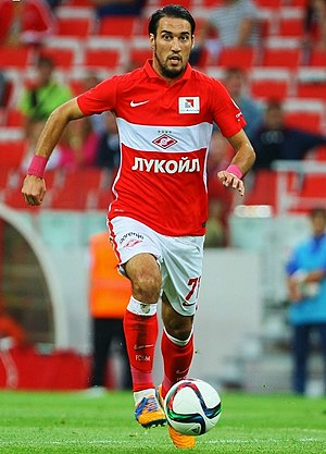Ivelin Popov - With Spartak in 2015