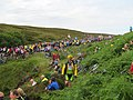 Spectators by the 'Cote de Blubberhouses' - geograph.org.uk - 4062389.jpg
