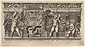 Speculum Romanae Magnificentiae- Bas-Relief with Three Cupids MET DP820279.jpg