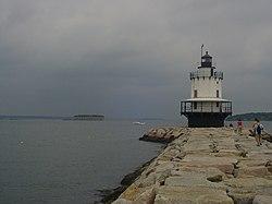 Spring Point Ledge Light - Spring Point Ledge Light