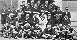 1931–32 South Africa rugby union tour of Britain and Ireland