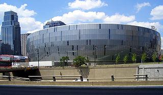 T-Mobile Center Arena in Missouri, United States