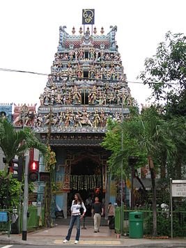 Sri Veerama Kaliamman Temple, Sep 06.JPG