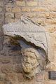 Stèle funéraire d'un couple (fragment) - Musée romain d'Avenches.jpg