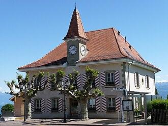 Saint-Sulpice, Vaud - Saint-Sulpice