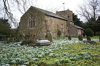 Stainton le Vale village in United Kingdom